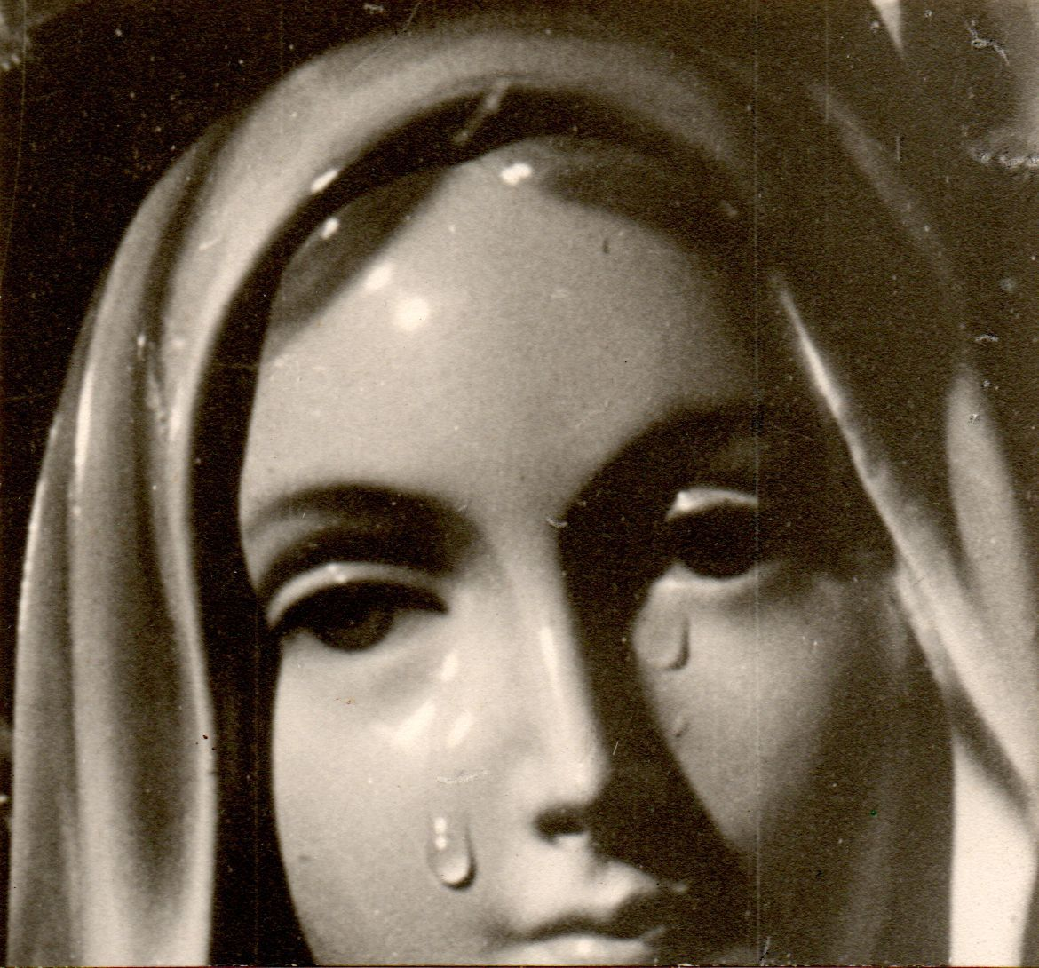 Miracle of Tears - History of the Weeping Madonna of ...